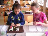 Základní škola Vyškov: podpora vzdělávání.