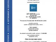 EN ISO 9001:2009
